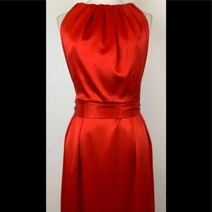 Celine - Gorgeous Red/Bow in the back Sz. (40)